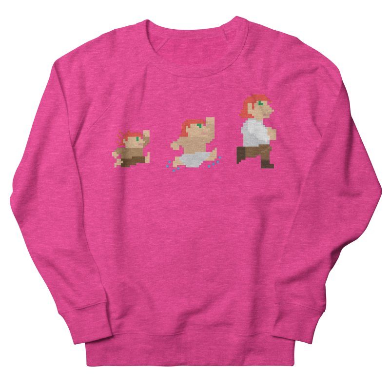 Level Up Women's Sweatshirt by JordanaHeney Illustration