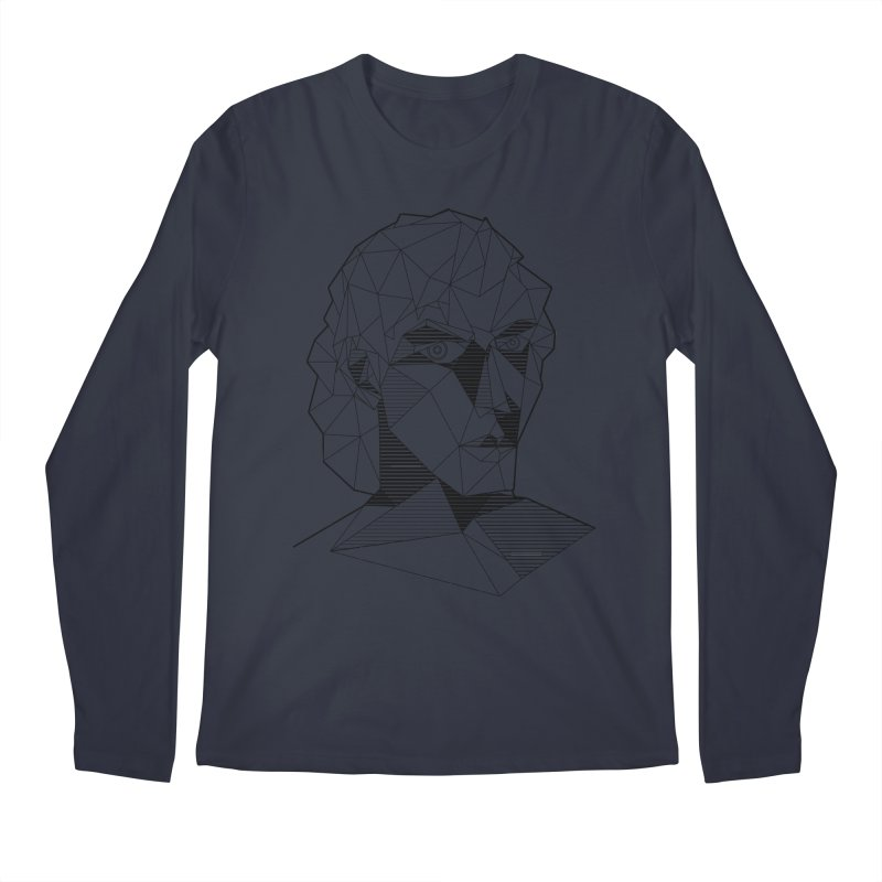 The Arcanist Men's Regular Longsleeve T-Shirt by JordanaHeney Illustration