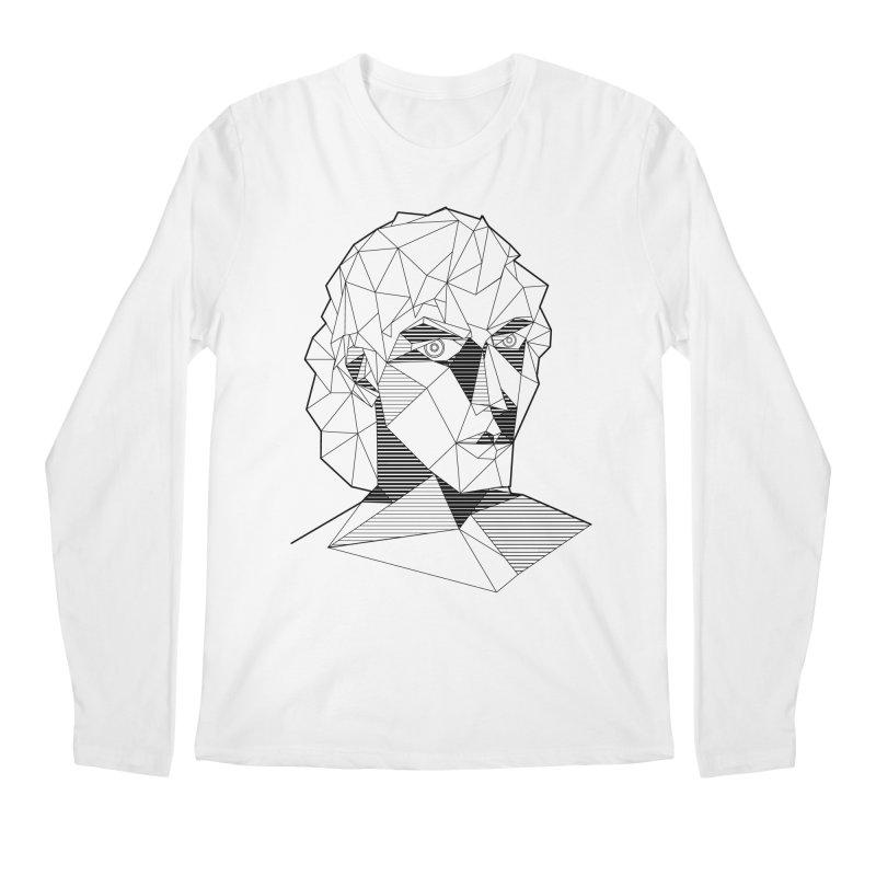 The Arcanist Men's Longsleeve T-Shirt by JordanaHeney Illustration