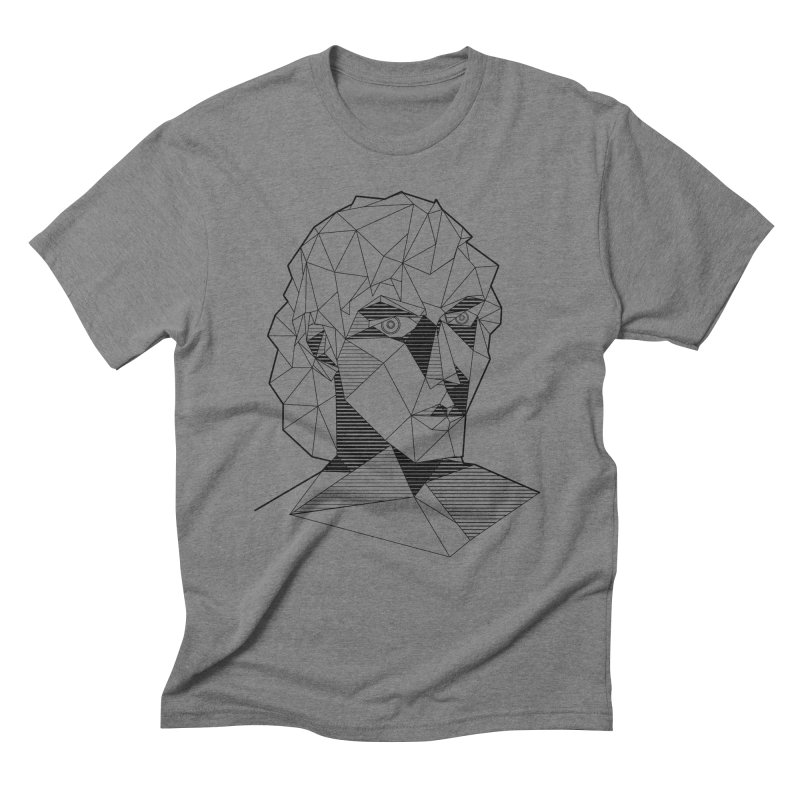 The Arcanist Men's Triblend T-Shirt by JordanaHeney Illustration