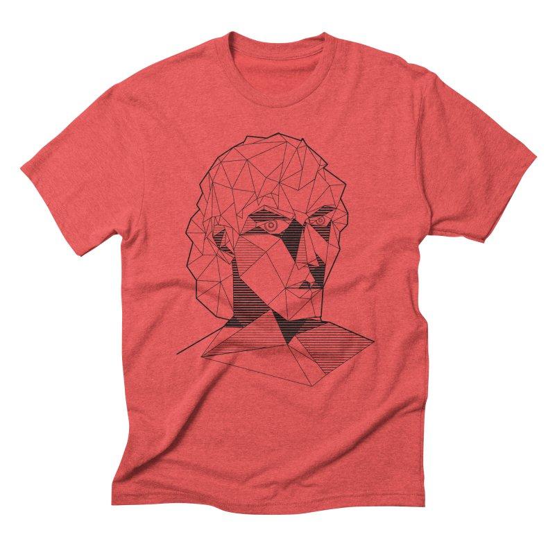 The Arcanist Men's Triblend T-Shirt by JordanaHeney Illustration