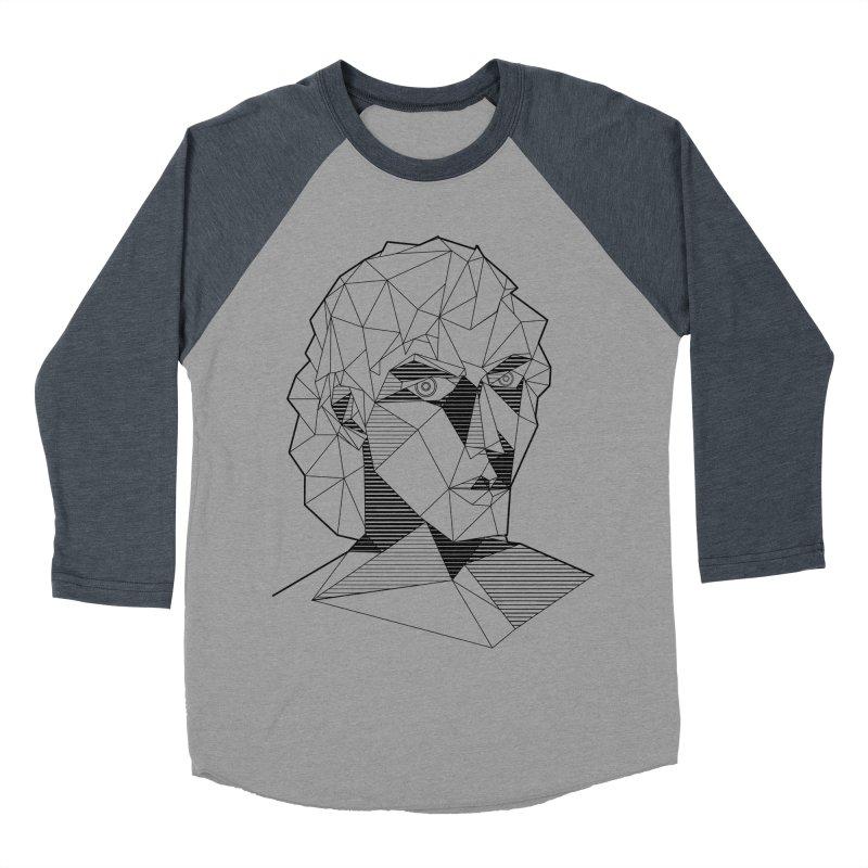 The Arcanist Men's Baseball Triblend T-Shirt by JordanaHeney Illustration