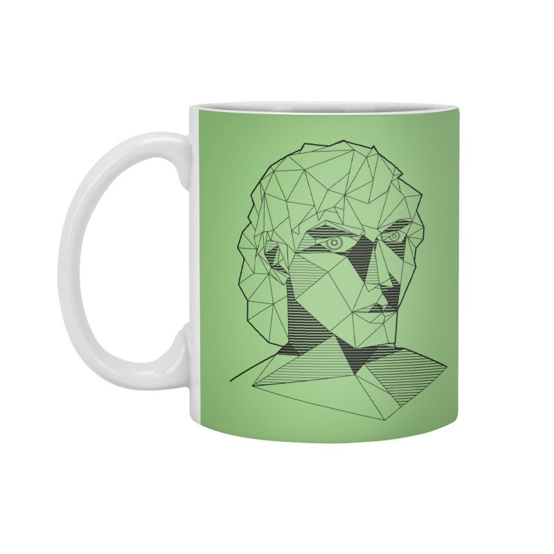 The Arcanist Accessories Mug by JordanaHeney Illustration