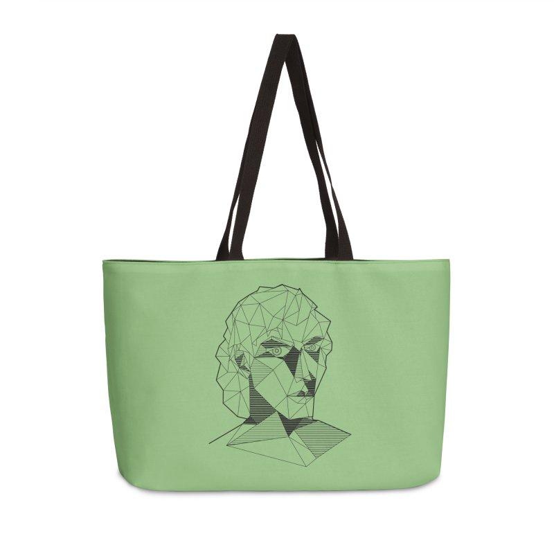 The Arcanist Accessories Weekender Bag Bag by JordanaHeney Illustration