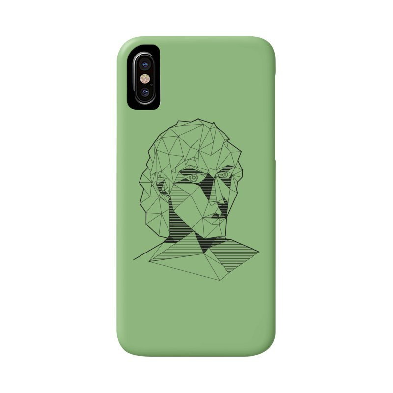 The Arcanist Accessories Phone Case by JordanaHeney Illustration