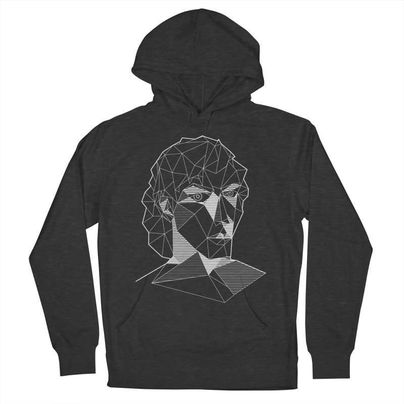 The Arcanist (inverse) Women's Pullover Hoody by JordanaHeney Illustration