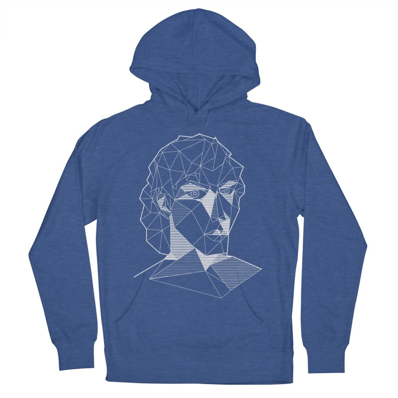 The Arcanist (inverse) Women's French Terry Pullover Hoody by JordanaHeney Illustration