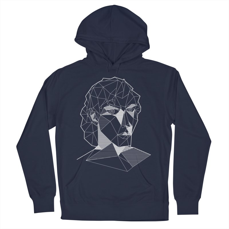 The Arcanist (inverse) Men's French Terry Pullover Hoody by JordanaHeney Illustration