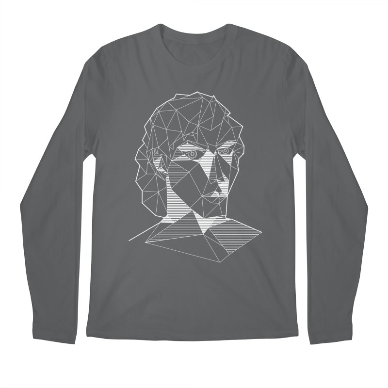 The Arcanist (inverse) Men's Regular Longsleeve T-Shirt by JordanaHeney Illustration