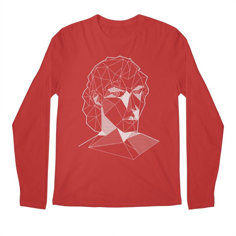 The Arcanist (inverse) Men's Longsleeve T-Shirt by JordanaHeney Illustration