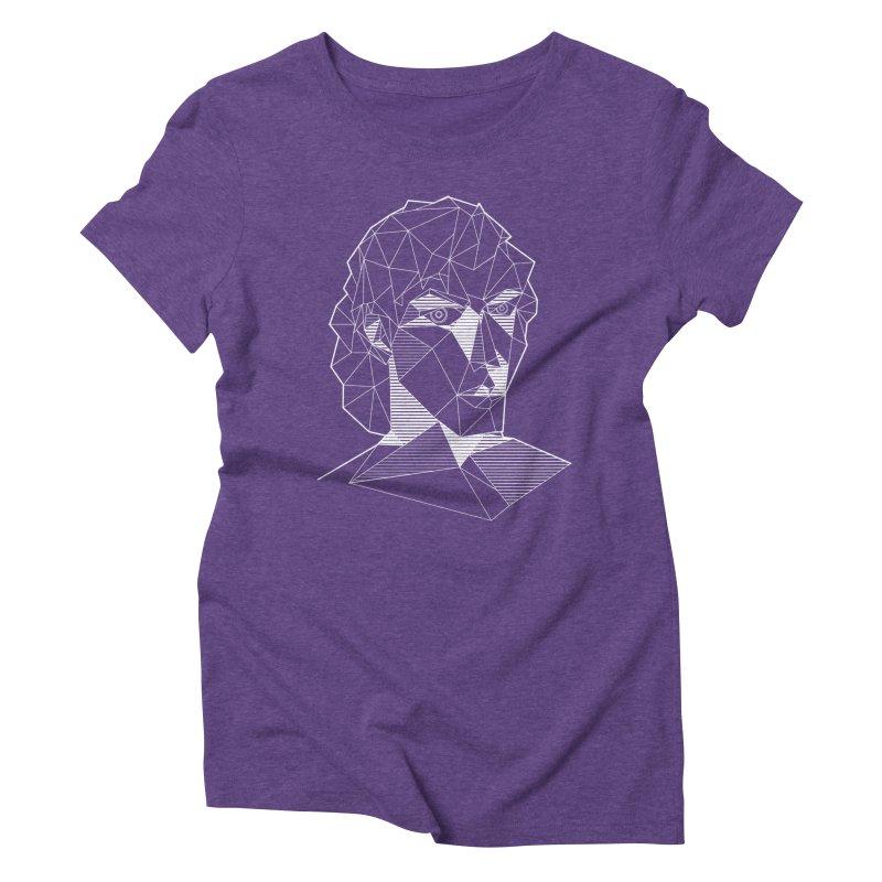 The Arcanist (inverse) Women's Triblend T-Shirt by JordanaHeney Illustration