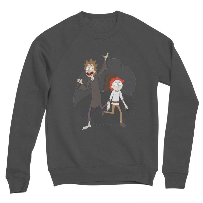 Arcanists Men's Sponge Fleece Sweatshirt by JordanaHeney Illustration