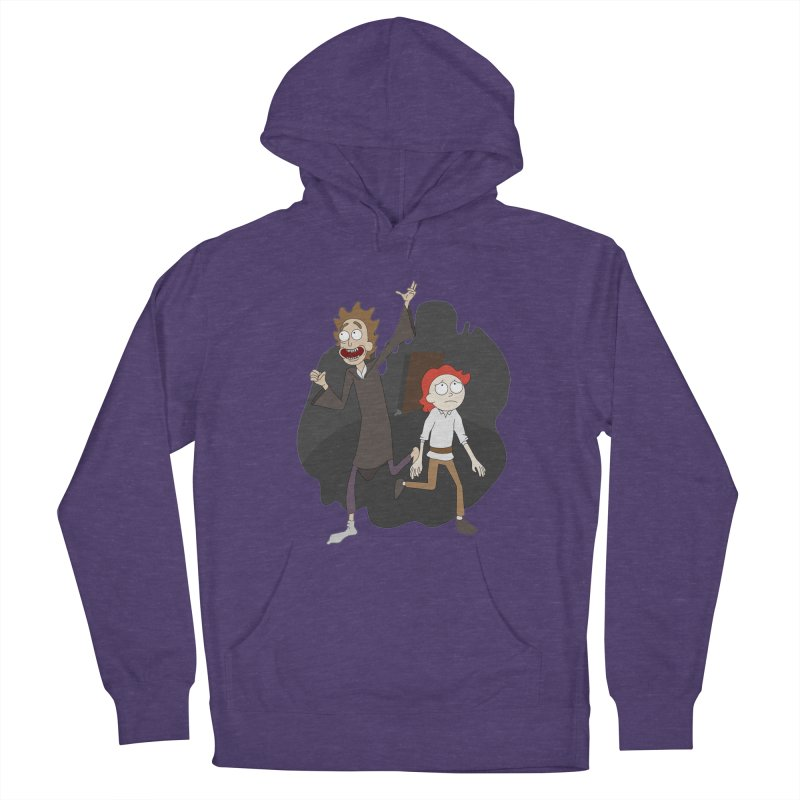 Arcanists Women's French Terry Pullover Hoody by JordanaHeney Illustration