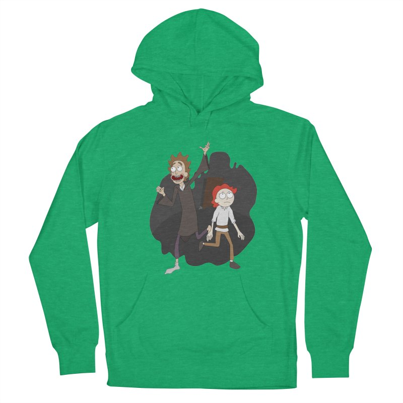 Arcanists Men's French Terry Pullover Hoody by JordanaHeney Illustration