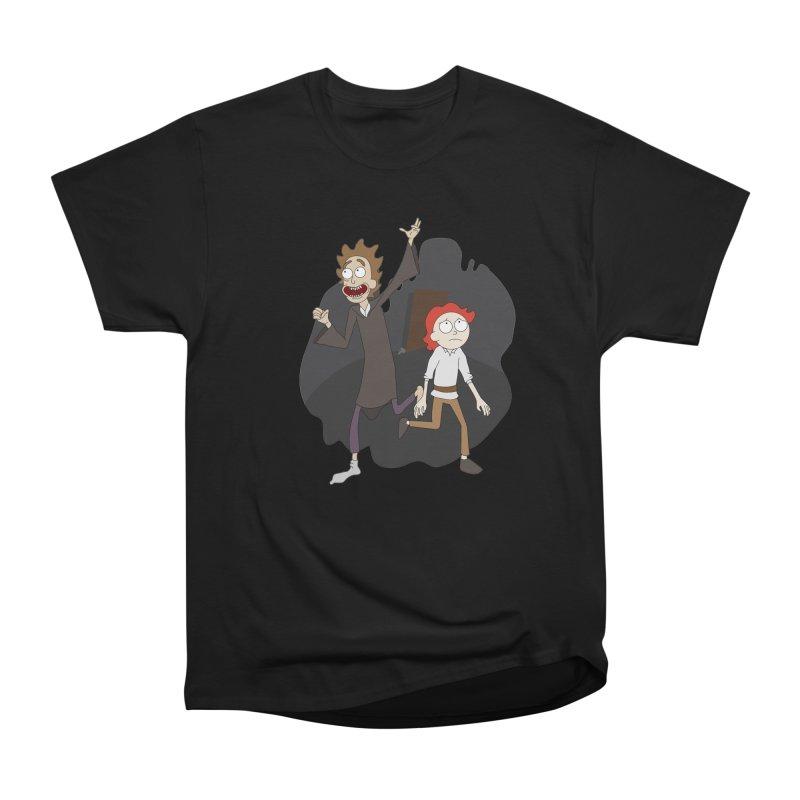 Arcanists Men's Heavyweight T-Shirt by JordanaHeney Illustration