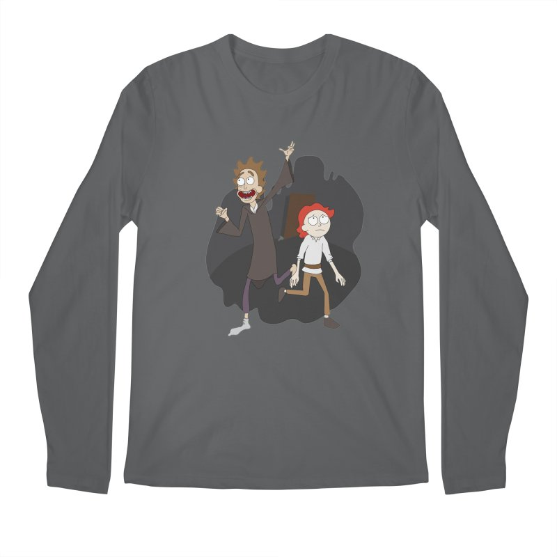 Arcanists Men's Regular Longsleeve T-Shirt by JordanaHeney Illustration