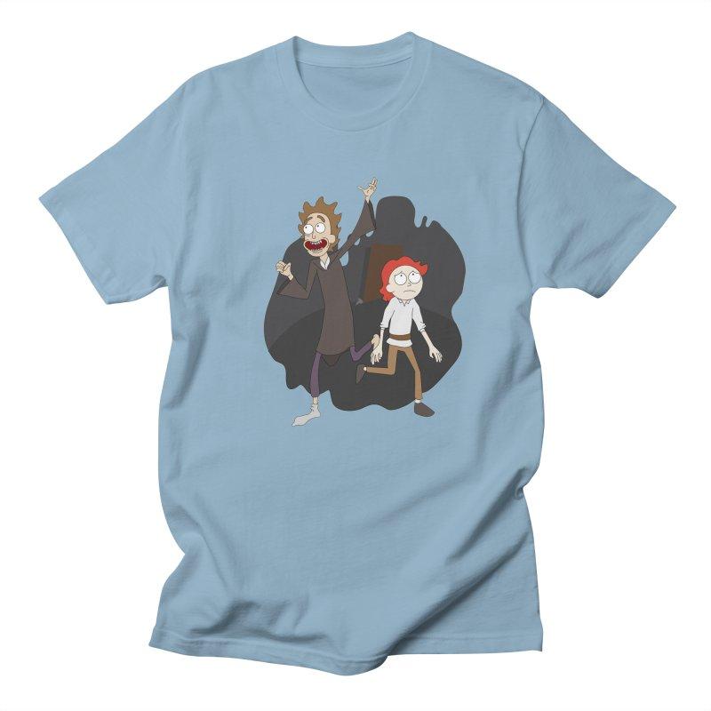 Arcanists Men's T-Shirt by JordanaHeney Illustration