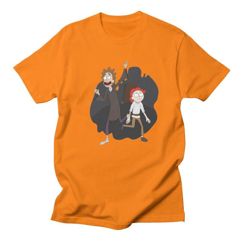 Arcanists Men's Regular T-Shirt by JordanaHeney Illustration