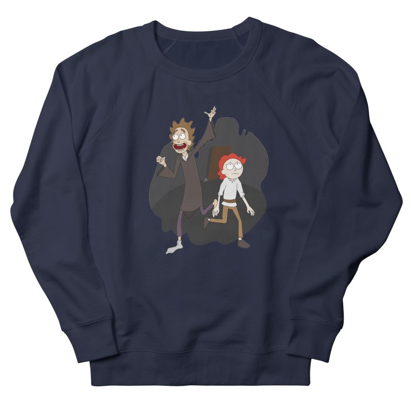 Arcanists Women's French Terry Sweatshirt by JordanaHeney Illustration