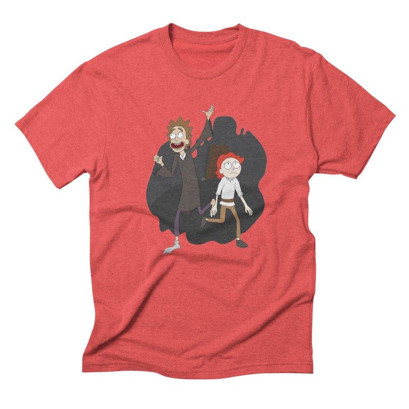 Arcanists Men's Triblend T-Shirt by JordanaHeney Illustration