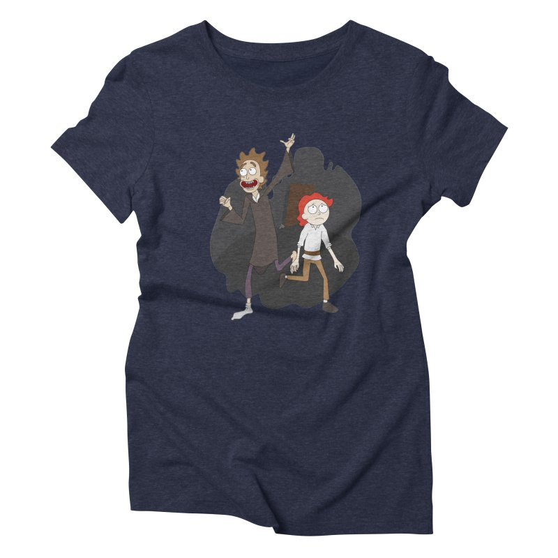 Arcanists Women's Triblend T-Shirt by JordanaHeney Illustration