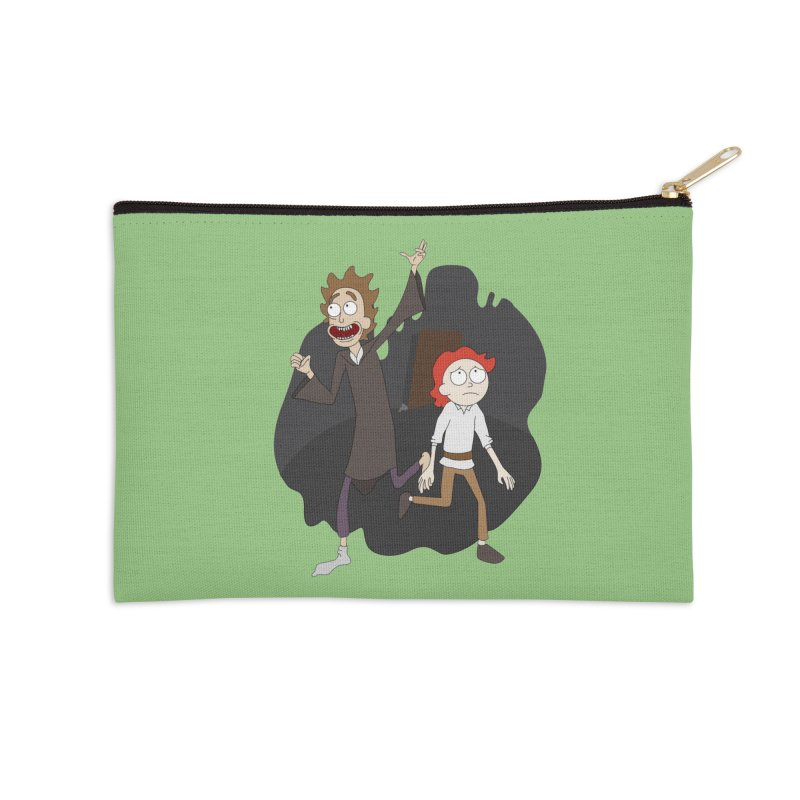 Arcanists Accessories Zip Pouch by JordanaHeney Illustration