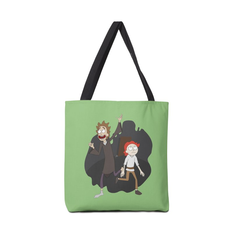 Arcanists Accessories Tote Bag Bag by JordanaHeney Illustration