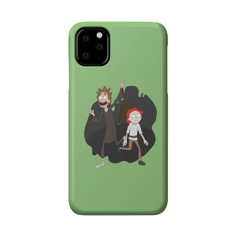 Arcanists Accessories Phone Case by JordanaHeney Illustration