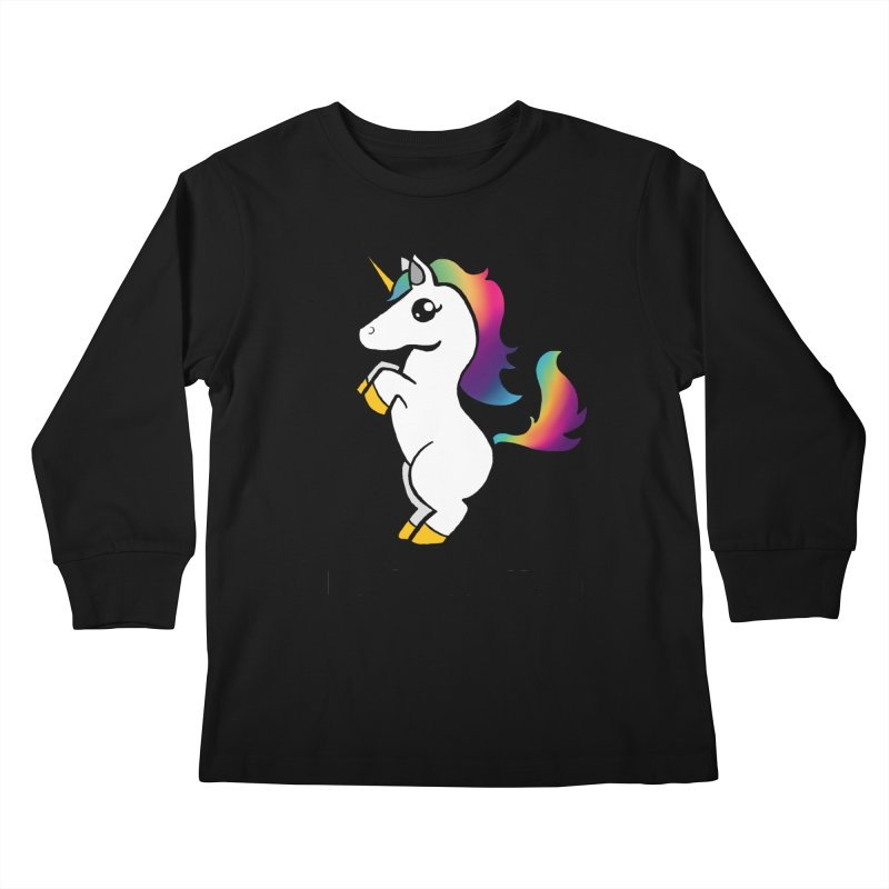 Honk Your Horn Kids Longsleeve T-Shirt by JordanaHeney Illustration