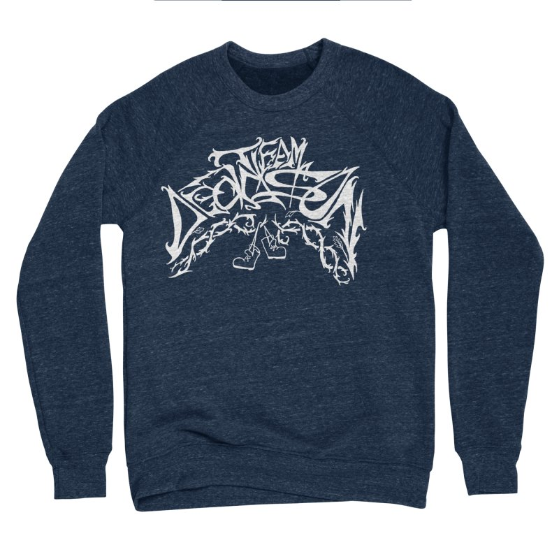 Nick & Jeremy's Band Shirt Women's Sponge Fleece Sweatshirt by JordanaHeney Illustration