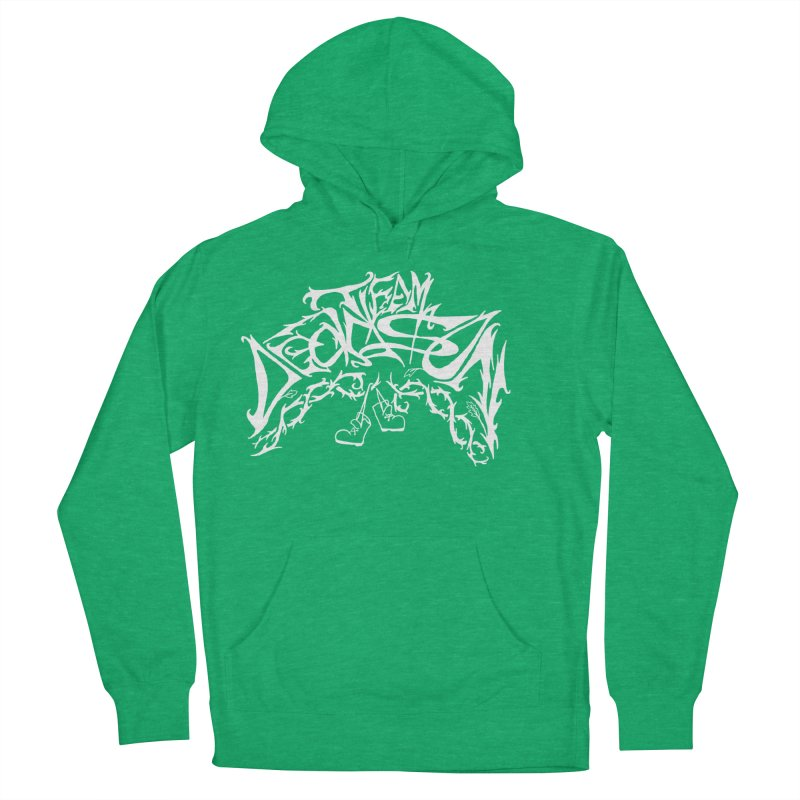 Nick & Jeremy's Band Shirt Women's French Terry Pullover Hoody by JordanaHeney Illustration