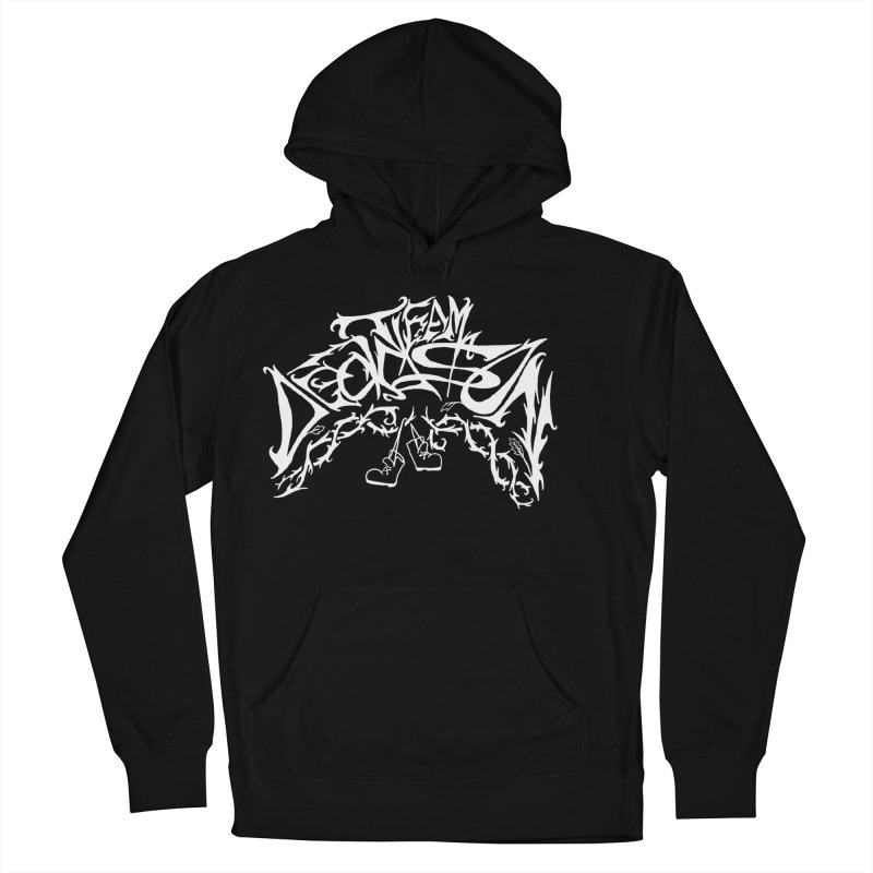 Nick & Jeremy's Band Shirt Men's French Terry Pullover Hoody by JordanaHeney Illustration