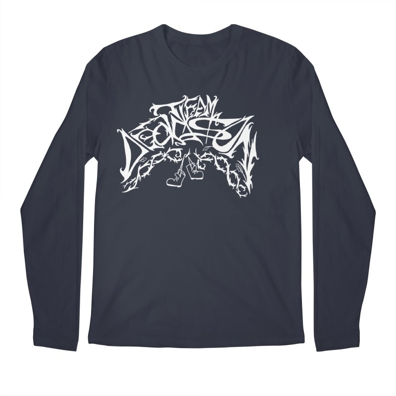 Nick & Jeremy's Band Shirt Men's Regular Longsleeve T-Shirt by JordanaHeney Illustration