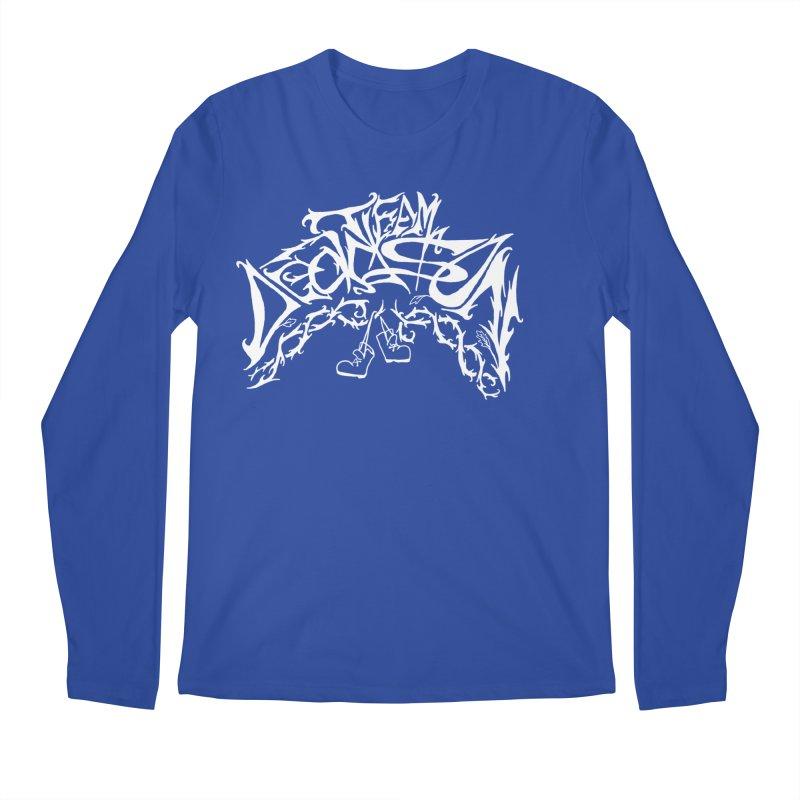 Nick & Jeremy's Band Shirt Men's Regular Longsleeve T-Shirt by JordanaHeney Illustration