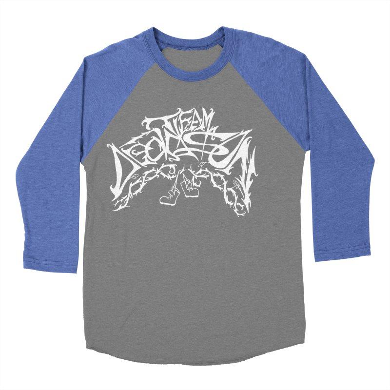 Nick & Jeremy's Band Shirt Men's Baseball Triblend Longsleeve T-Shirt by JordanaHeney Illustration