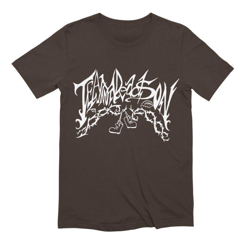 Jordana's Band Shirt Men's Extra Soft T-Shirt by JordanaHeney Illustration