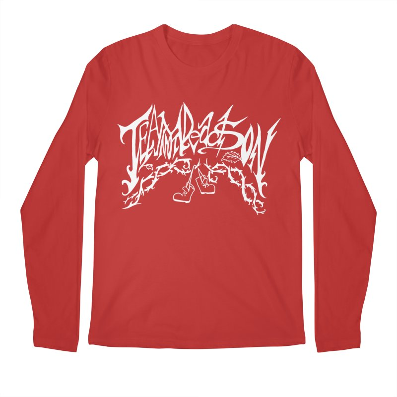 Jordana's Band Shirt Men's Regular Longsleeve T-Shirt by JordanaHeney Illustration