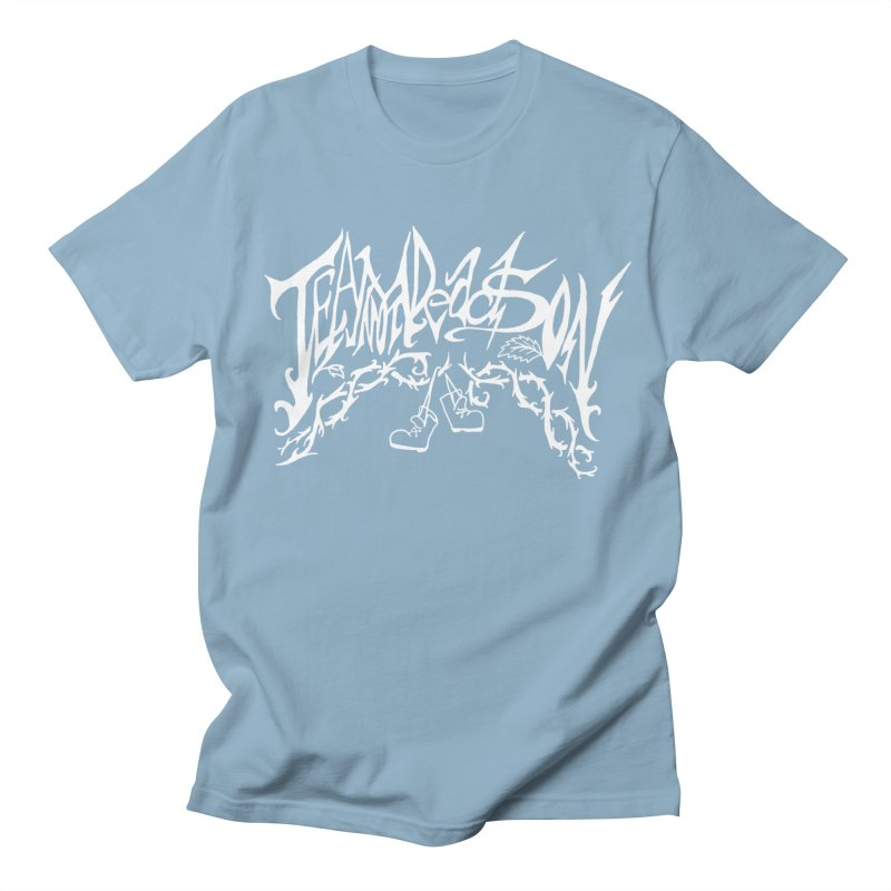 Jordana's Band Shirt Men's Regular T-Shirt by JordanaHeney Illustration