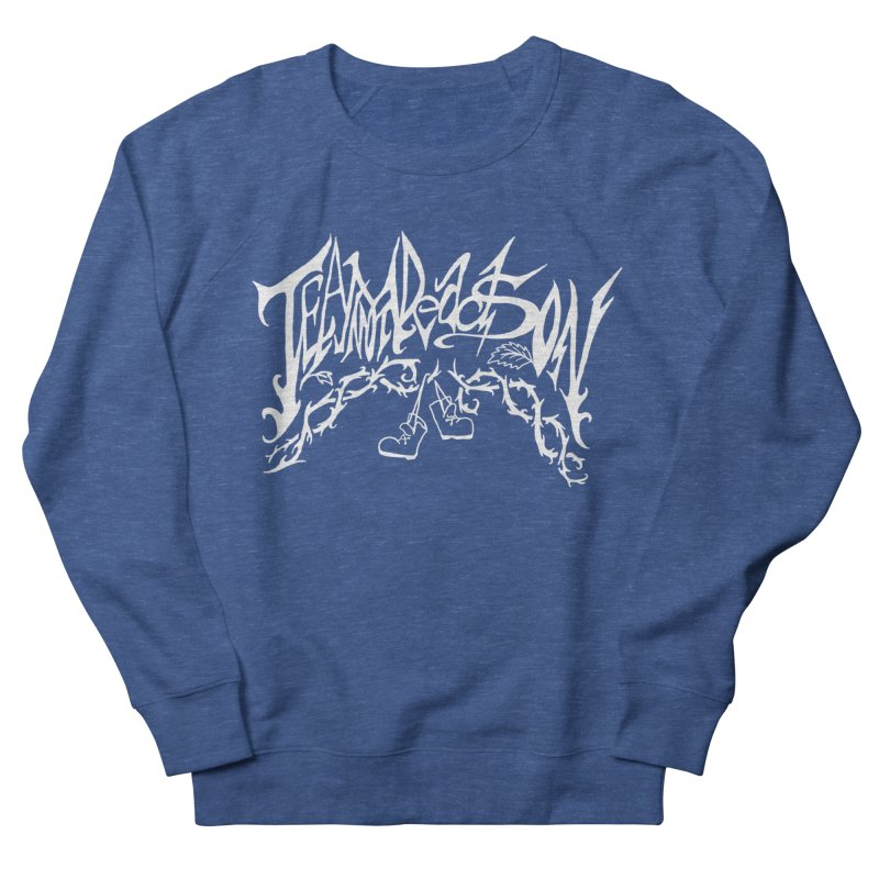 Jordana's Band Shirt Women's French Terry Sweatshirt by JordanaHeney Illustration