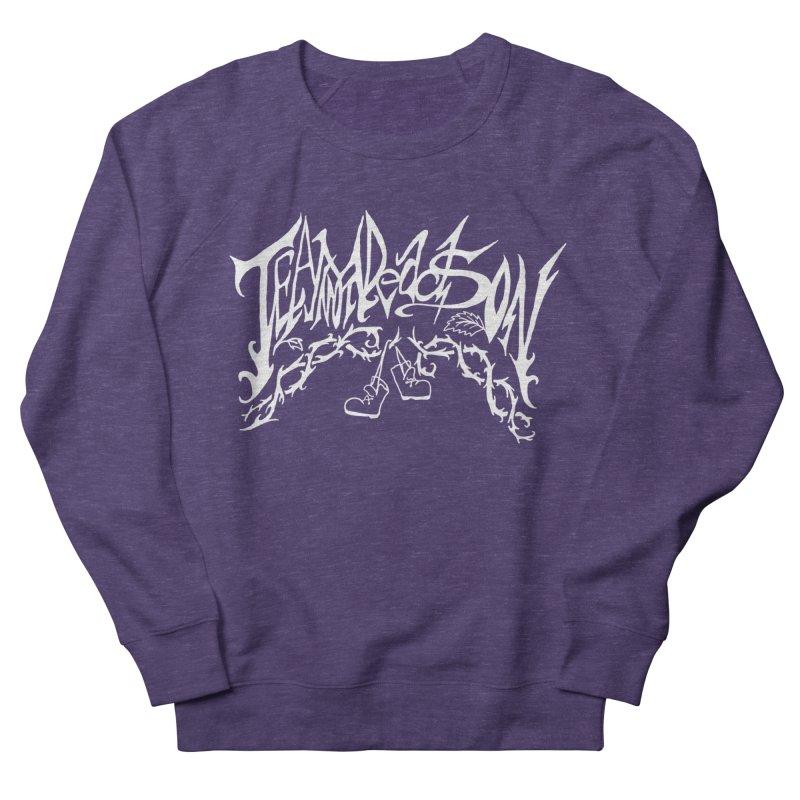 Jordana's Band Shirt Women's French Terry Sweatshirt by JordanaHeney Illustration