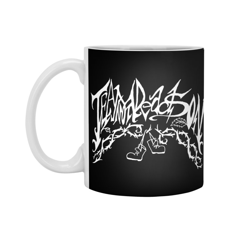 Jordana's Band Shirt Accessories Standard Mug by JordanaHeney Illustration