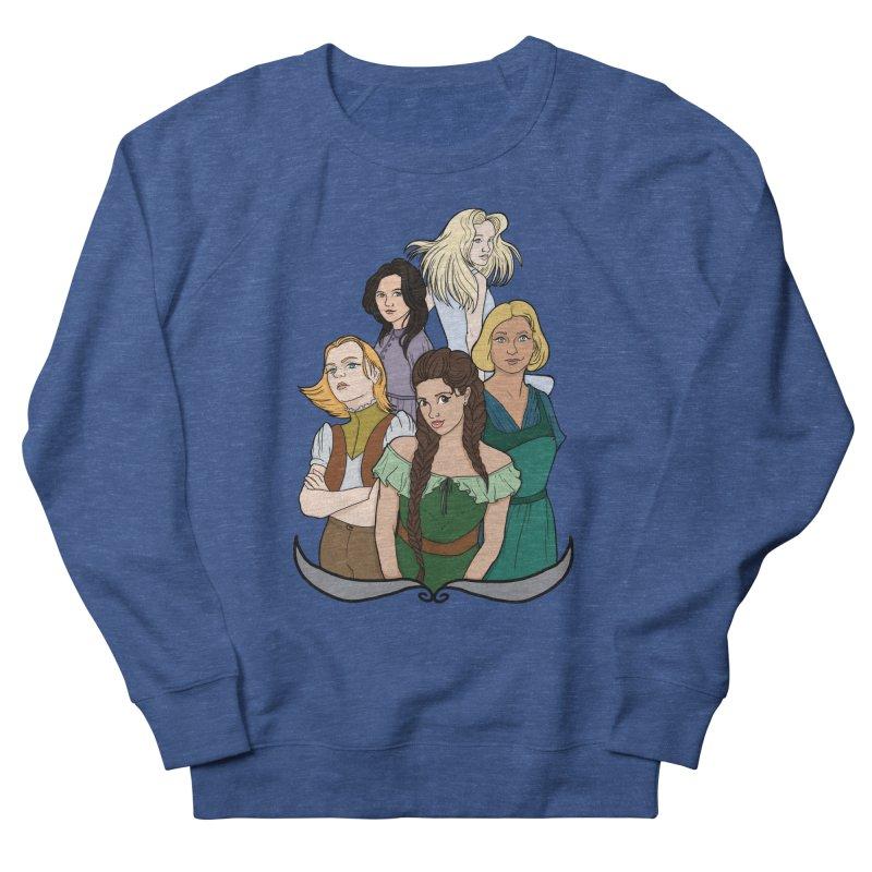 Women of the Wind Men's Sweatshirt by JordanaHeney Illustration