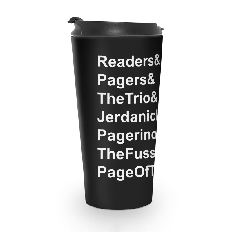 Pagerinos Accessories Mug by JordanaHeney Illustration