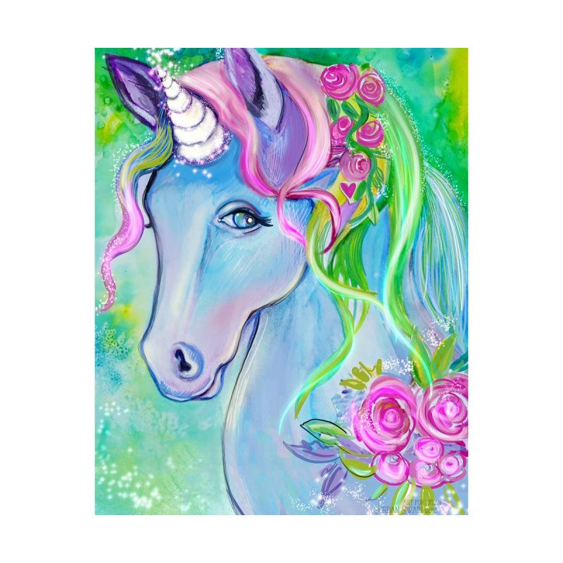 Unicorn! by jordanswain's Artist Shop