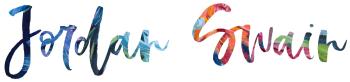 jordanswain's Artist Shop Logo