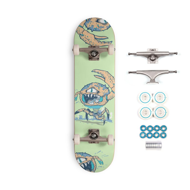 Cycrab Accessories Skateboard by Jordan W Martin's Shop