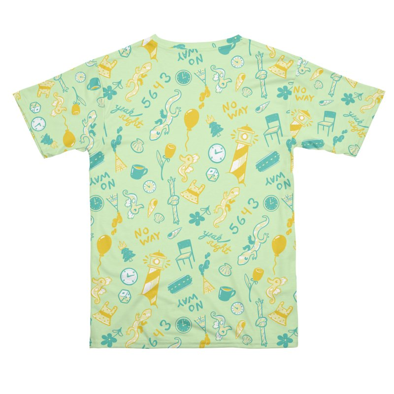Lizard Cups Men's Cut & Sew by Jordan W Martin's Shop