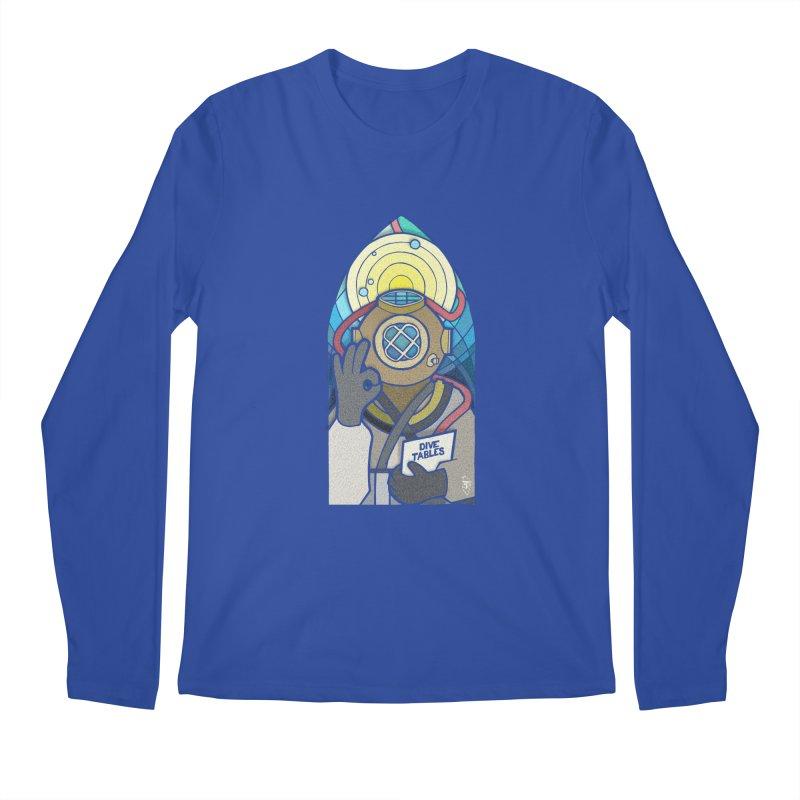 Holy Diver Men's Longsleeve T-Shirt by Jordy The Gnome's Artist Shop