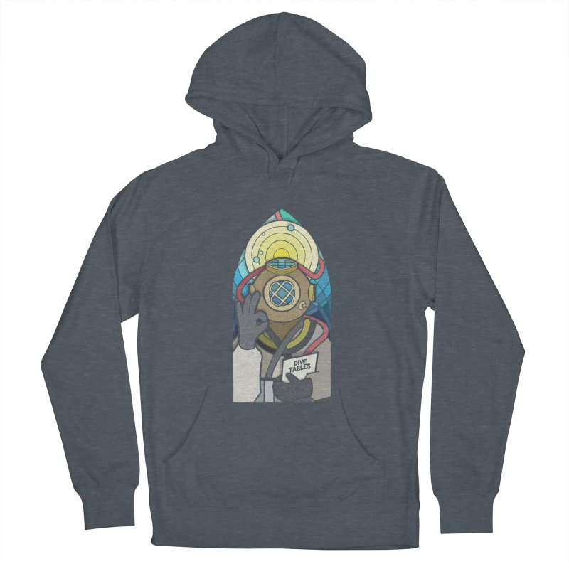 Holy Diver Women's Pullover Hoody by Jordy The Gnome's Artist Shop