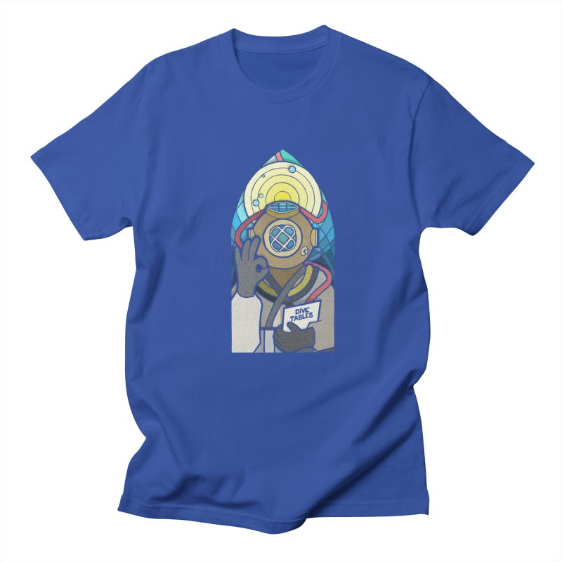 Holy Diver Men's T-Shirt by Jordy The Gnome's Artist Shop